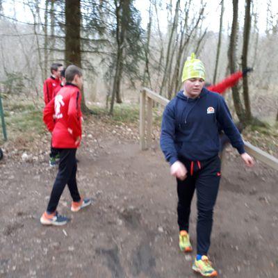 """Sport JSP du 27 janvier 2019 """"Parcours de santé Marcko"""""""