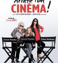 N'arrête pas ton cinéma, Sylvie Testud !
