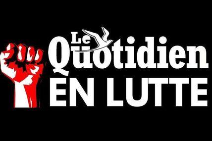 Les salariés du journal Le Quotidien de La Réunion lancent une pétition en ligne !
