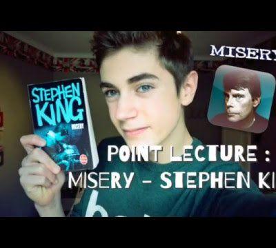 """Vidéo Point lecture """"Misery"""" disponible sur la chaîne !"""
