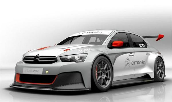 CITROEN INTRODUCES THE C-ELYSEE WTCC 2014