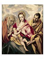 Jeudi 26 juillet fête d'Anne et de Joachim, grands parents de Jésus