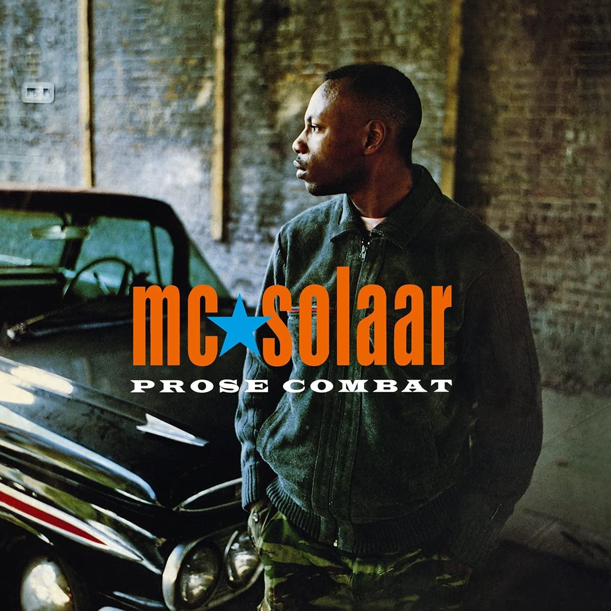 MC Solaar - Prose combat (Polydor) - le rap c'était mieux avant