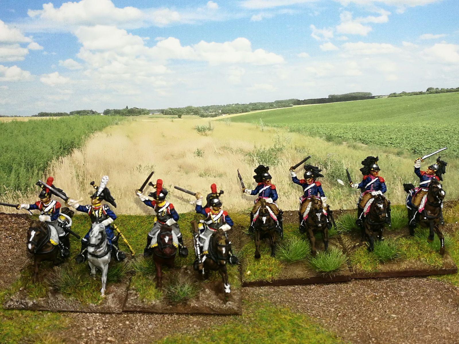 La brigade Guidon.