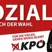 Sur les élections en Autriche. Réaction de la fédération de Styrie du PCA (KPOE).