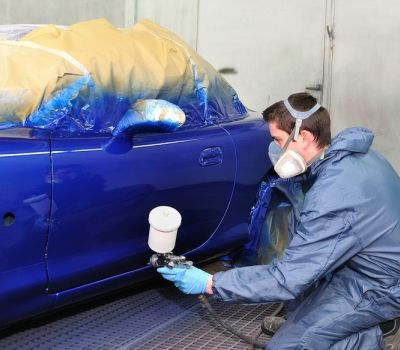 Why Choose a Quality Car Paint
