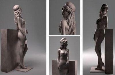 En mémoire d'Amy Winehouse une statue prévue à Camden  !!