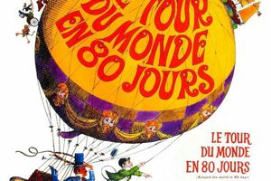 LE TOUR DU MONDE EN 80 JOURS (Around the World in Eighty Days)