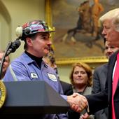 Trump retourne au charbon...