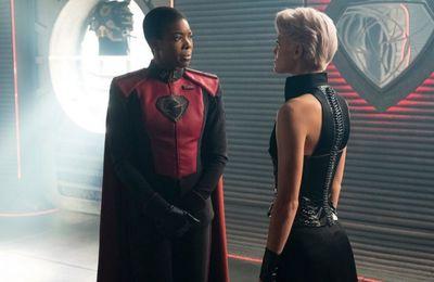 Critiques Séries : Krypton. Saison 1. Episode 5.