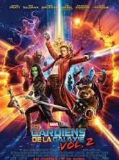 Les gardiens de la galaxie 2  (Gardians of the galaxy 2)