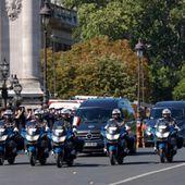 Hommage public puis cérémonie aux Invalides pour le parachutiste français tué au Mali