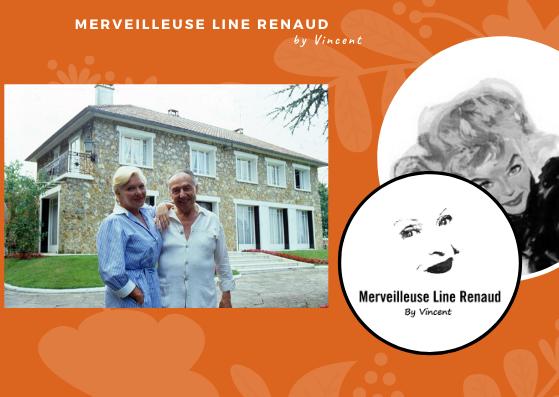 PHOTOS: Line Renaud Loulou Gasté en1980