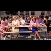 Grease Megamix - John Travolta Ft Olivia Newton (Video HD)