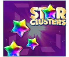 machine a sous Star Clusters logiciel Big Time Gaming
