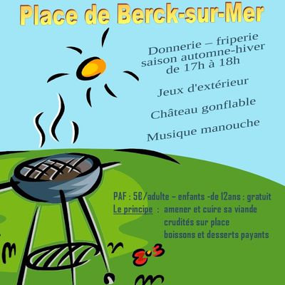 8e Barbecue de Quartier