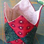 patchwork - Elkalin.Couture,broderie main machine