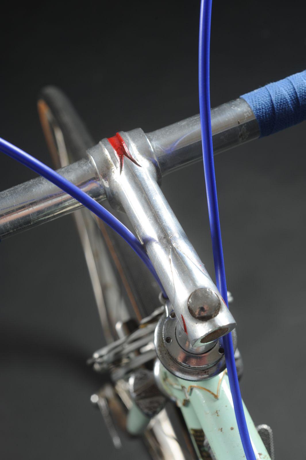 Vélo Raphaël GEMINIANI 1958.