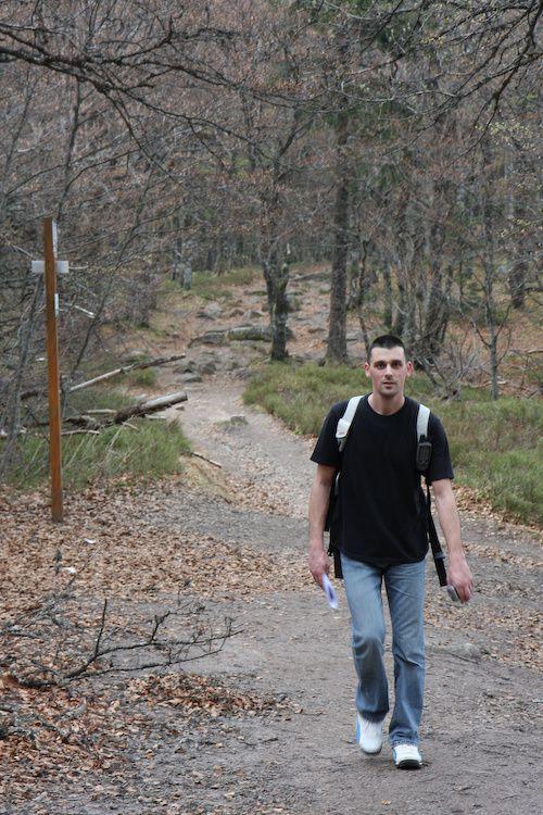 Randonnée pédestre : Du col de la Schlucht au tanet par les rochers des Hirschsteine - sentier des contrebandiers