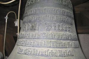 What to do with Hitler's Bell?