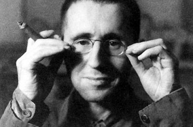 Brecht et la distanciation