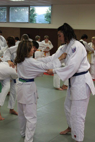 90 judoka se sont regroupés à Landerneau le vendredi 27 septembre pour étudier les différents changements sur l'arbitrage.