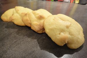 Cookies express du dimanche