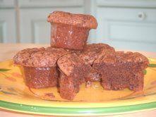 Gâteau divin au chocolat de Caro