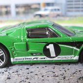 FORD GT LM HOT WHEELS 1/64 - car-collector.net