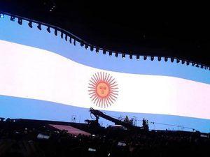 U2 -Buenos Aires Argentine 10/10/2017