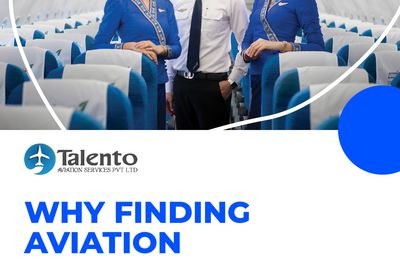 Why finding aviation jobs in Kolkata difficult?