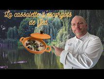 La recette de la cassolette d'escargots, facile et rapide à réaliser.
