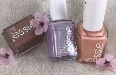 La collection printemps 2019 de ESSIE