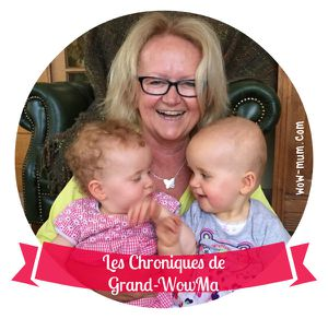 Chronique de Grand-WowMa #12 {Good Vibrations}
