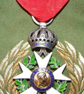 La Légion d'honneur aux enfants de CANDOR
