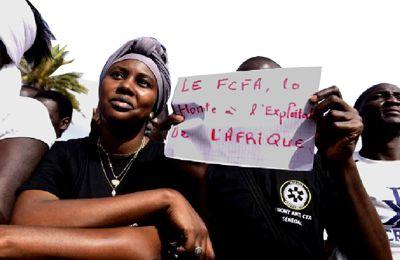 Soutien total à la souveraineté monétaire des pays africains contre l'ECO nouveau nom du franc CFA