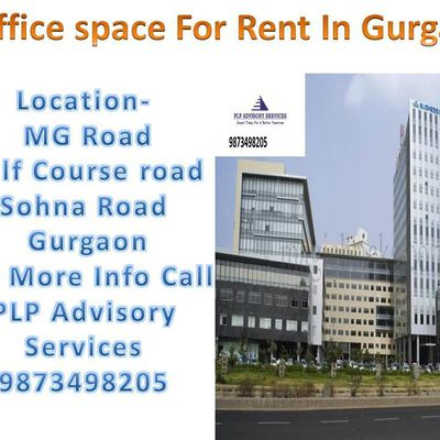 Office space for rent in Gurgaon :9873498205-Office space for lease in Gurgaon