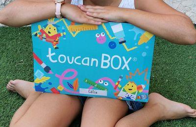 ToucanBox, la box parfaite pour les petits loups!!!