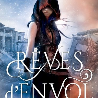 Accords corrompus, tome 2 : Rêves d'envol de Kelly St Clare (2015)