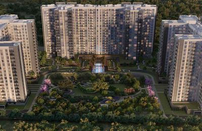 Go for Great Quality Homes in Godrej Royale Woods Bangalore at Best Prices