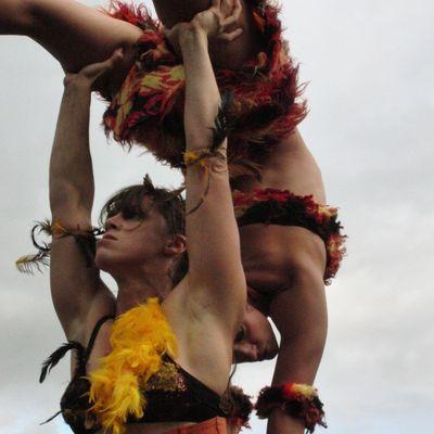 Bêtes de cirque à Moraches le dimanche 15 mars