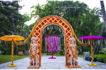 Choosing The Right Flower Decoration Bangalore To Give The Best Look To Your Event