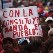 """"""" Bas les pattes devant le Venezuela, aucune ingérence étrangère ! """" - Un communiqué du POID"""