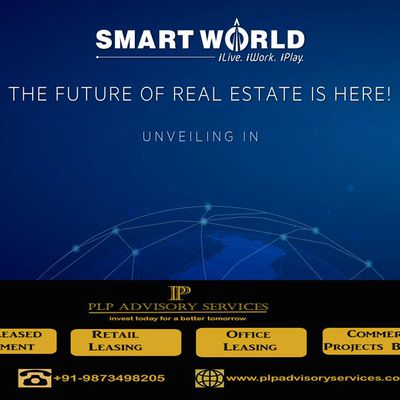 Smart World Developers sector 61 Gurgaon- Low rise Floors :9873498205
