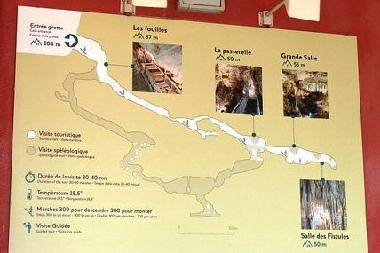 Monaco : la Grotte de l'Observatoire