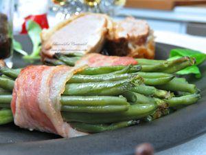 Plat - Noel - 2019 - Cuisine - Recette - Filet Mignon - Croûte - Haricot vert - Fagots - Flan - Courge - Butternut - Confit - Oignon