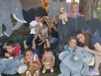 Centre Camus maternelle: safari photo 07/08/2017
