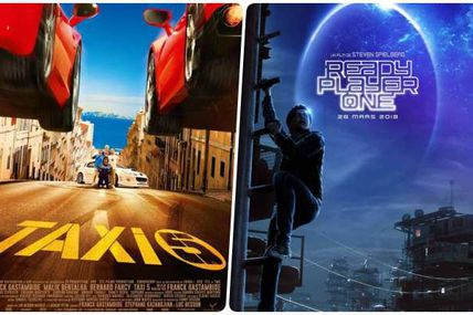 BOX-OFFICE FRANCE 11-17 AVRIL : TAXI 5 DEMARRE BIEN, READY PLAYER ONE SE MAINTIENT