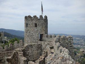 Le château et la vue