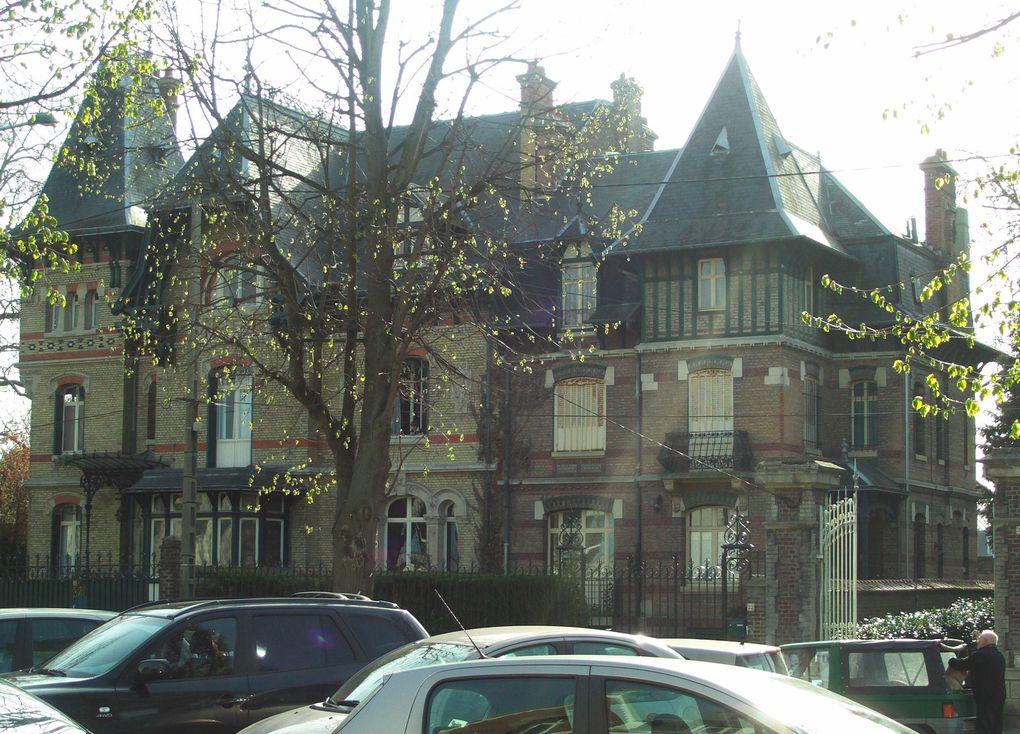 maisons anciennes de la ville d'Abbeville envoyées par Stef Merci pour ce beau dossier Brigitte